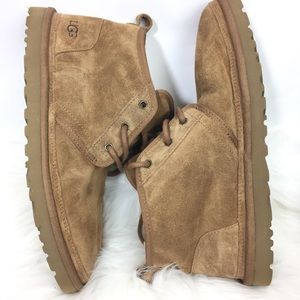 UGG Men's Neumel Suede Casual Boots Size 12